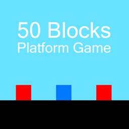 50 Blocks - Platform Game