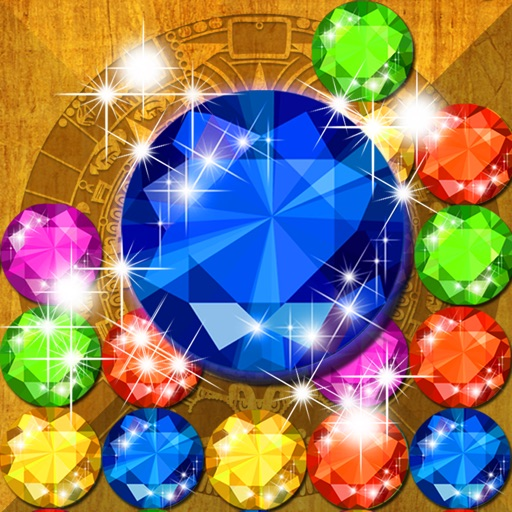 Addictive Jewel Mine Gem Blast Quest