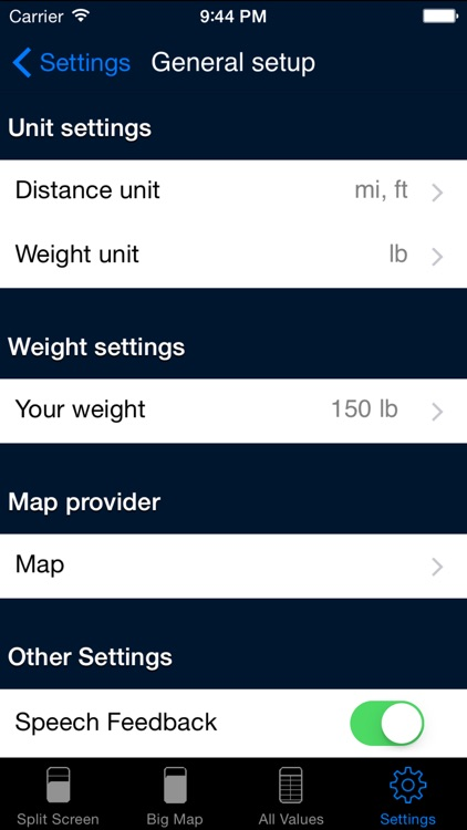 i.Run - GPS Running Coach for Fitness and Marathon screenshot-4