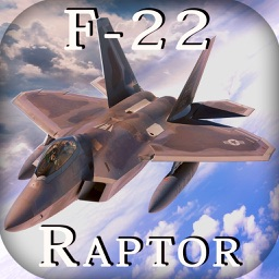 F-22 Raptor - Combat Flight Simulator of Infinite Airplane Hunter