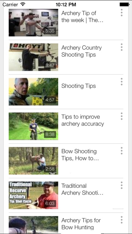 Archery Lessons - Learn The Basic Archery Techniques screenshot-4