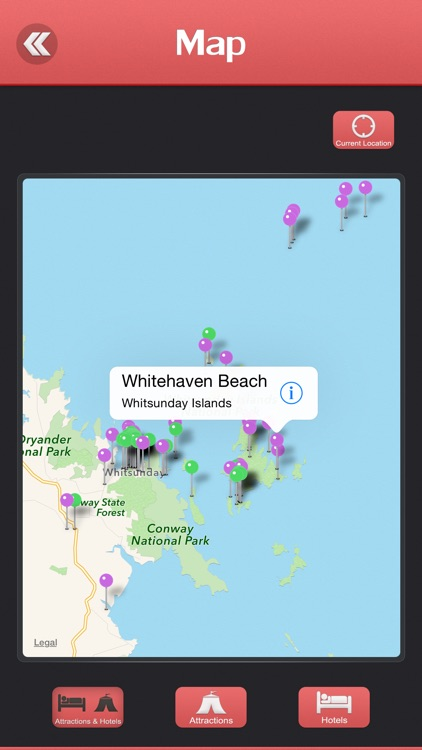 Whitsunday Islands Offline Travel Guide screenshot-3