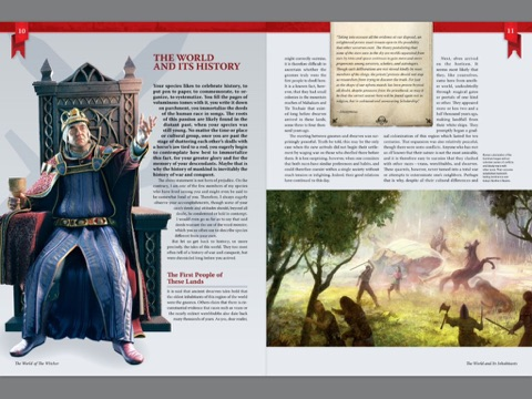 The World Of Witcher Video Game Compendium CD Projekt Red