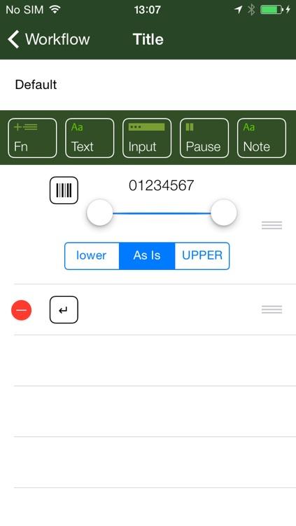 iCody WiFi Barcode Scanner screenshot-3