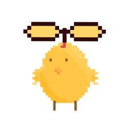 Swinging Chicken - Endless Arcade Hopper