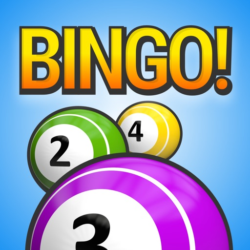 Best Bingo Game - Multi-Player Edition icon