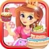 Princess Cake Maker Salon - Make Dessert Food Games for Kids!