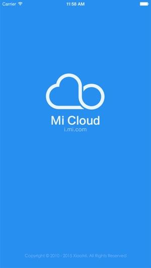 Mi Cloud on the App Store