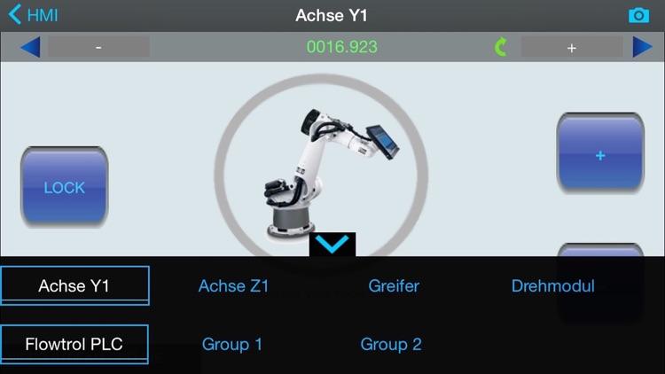 Flowtrol HMI Lite screenshot-3