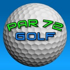 Par 72 Golf icon