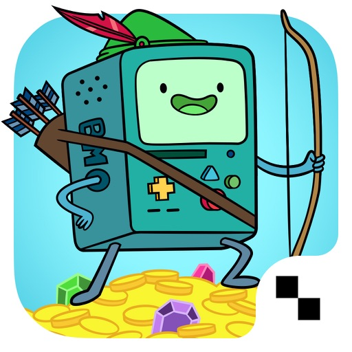 Adventure Time Appisode - Furniture and Meat