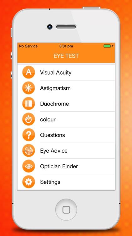 Eye Test Free by Magostech Information System Pvt Ltd