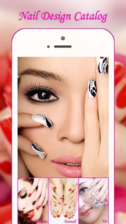 Nail Design Catalog Pro Great Manicure Pedicure Art Salon By Han