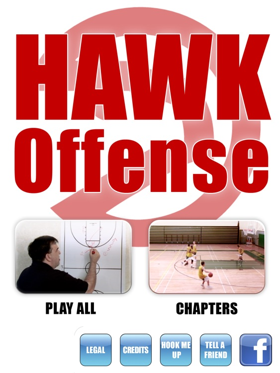 HAWK Offense: Scoring Playbook - with Coach Lason Perkins - Full Court Basketball Training Instruction - XL screenshot-0