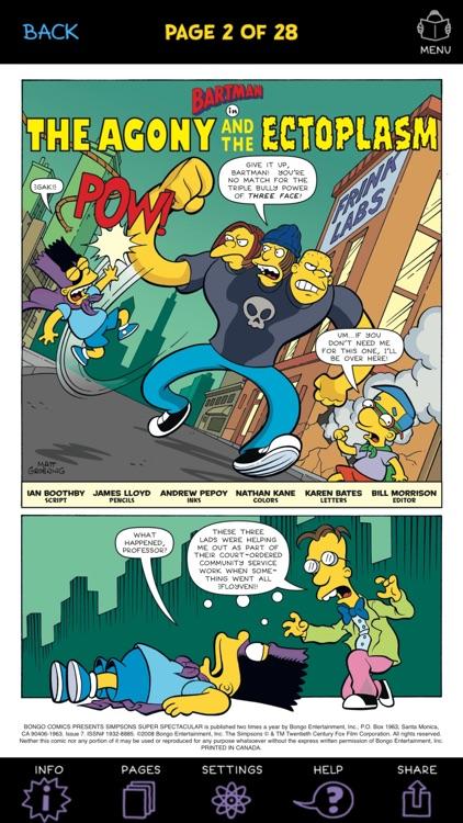 Simpsons Store screenshot-3