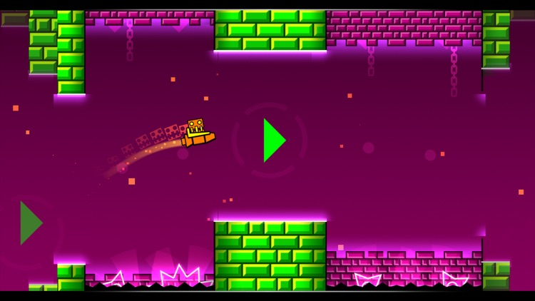 Geometry Dash Meltdown screenshot-4