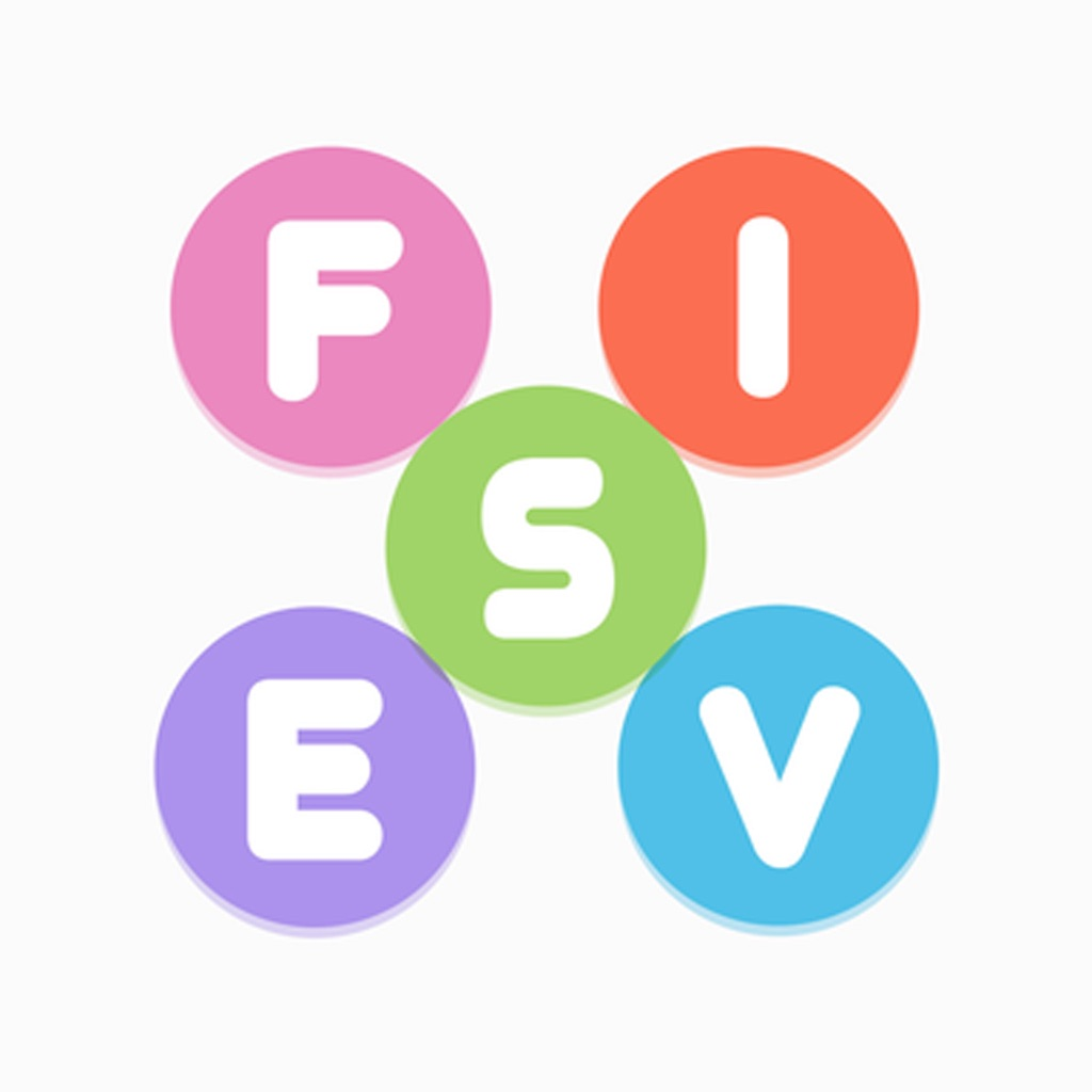 Fives - The Five Letter Puzzle Game