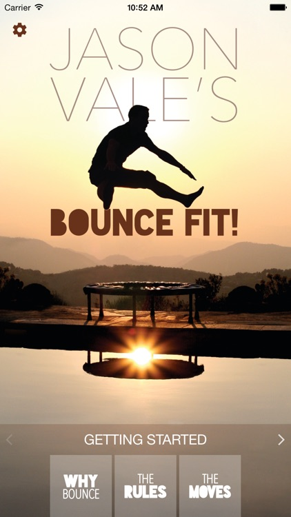 Jason Vale's BounceFit! screenshot-0