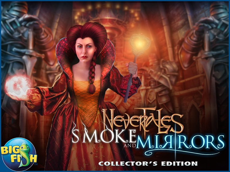 Nevertales: Smoke and Mirrors HD - A Hidden Objects Storybook Adventure screenshot-3