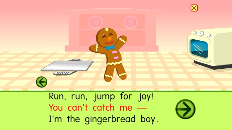 Starfall Gingerbread screenshot-2