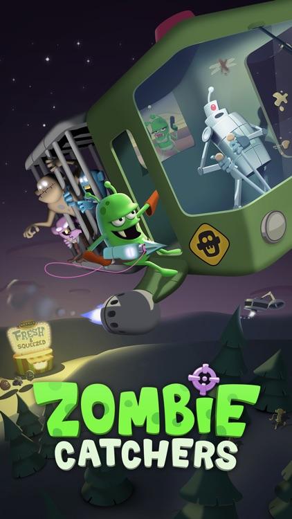 Zombie Catchers screenshot-0