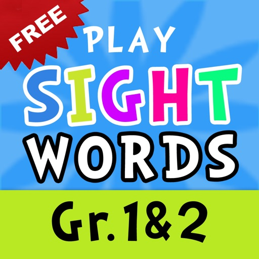 Sight Words 2 : 140+ learn to read flashcards iOS App