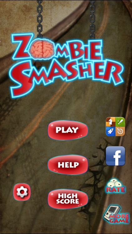 Zombie Smasher screenshot-0