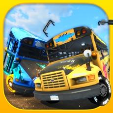 Activities of School Bus Demolition Derby