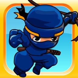 Jungle Ninja - Swing, Tumbling Beyond the Empire Frontier Adventure!!