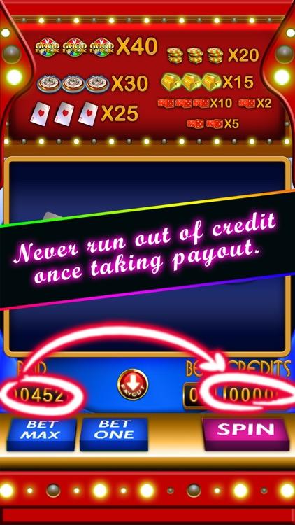 Vegas Slots - Spin to Win Good Luck Wheel Prize Classic Las Vegas
