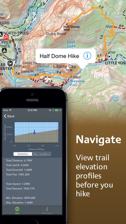 Tom Harrison: Yosemite High Country screenshot-2