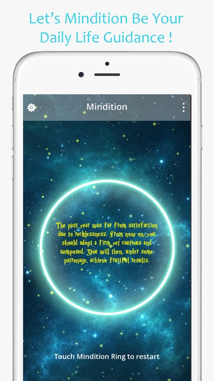 Mindition - Your Daily Life Guidance