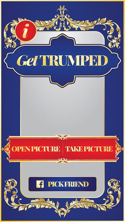 Get Trumped - Billionaire Hair Photo Booth