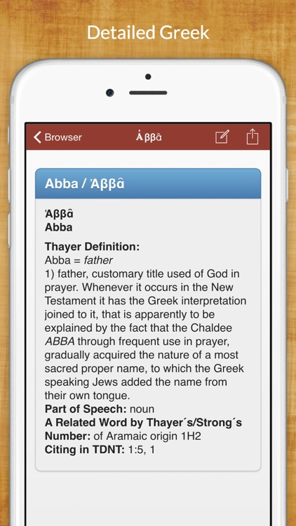 Greek Bible Dictionary with Bible Commentaries