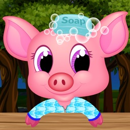 Baby Piggy Salon