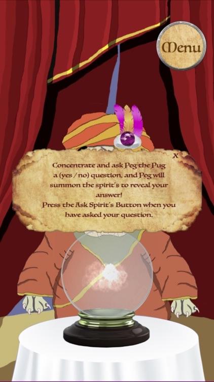 Peg The Mystic Pug screenshot-3