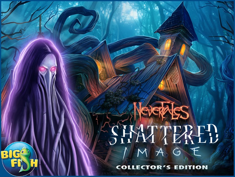 Nevertales: Shattered Image HD - A Hidden Object Storybook Adventure screenshot-4