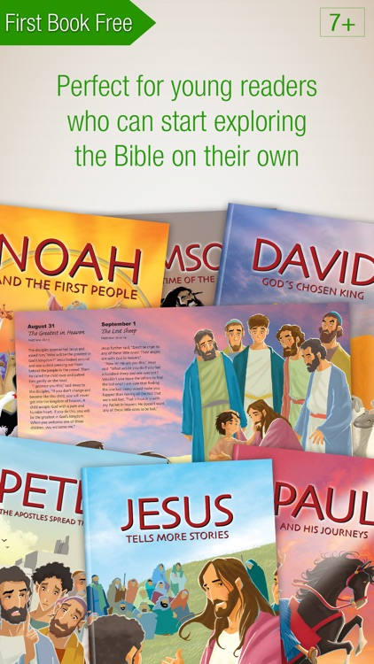 Explorer's Bible – 24 easy-to-read Bible Books and Audiobooks to explore the Bible