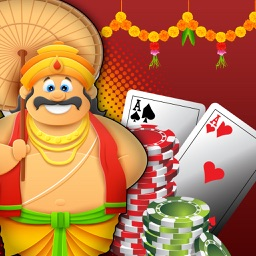 Maharaja ka Casino with Blackjack blitz, Fortune Wheel Of Roulette!