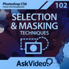 AV for Photoshop CS6 102 - Selection & Masking Techniques - ASK Video