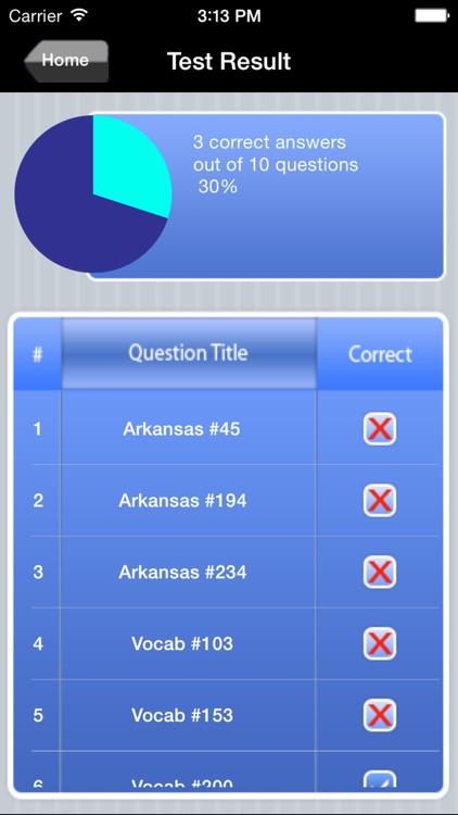 Arkansas Real Estate Agent Exam Prep screenshot-4