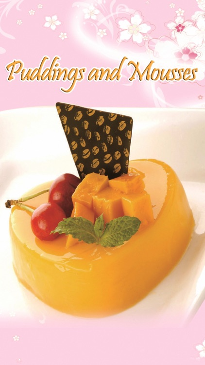 Pudding and Mousse Recipes