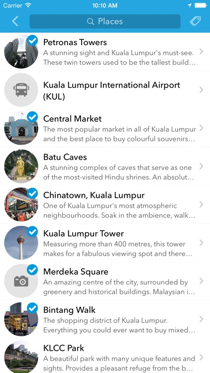 Kuala Lumpur Offline Map and Guide by Tripomatic by