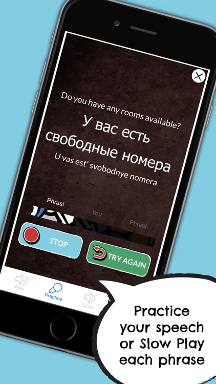 Russian Phrasi - Free Offline Phrasebook with Flashcards, Street Art and Voice of Native Speaker screenshot-4