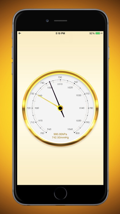 E-Barometer + Screenshot 2