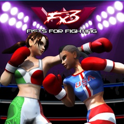 Woman Fists For Fighting (WFx3 )