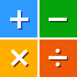 Ícone do app Solve - A colorful graphing calculator