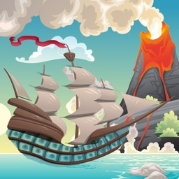 A Sort By Size Game for Children: Learn and Play with Pirates