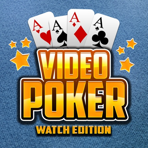 Video Poker - Watch Edition