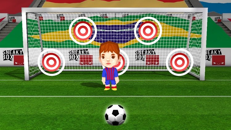 Kids soccer (football) screenshot-3